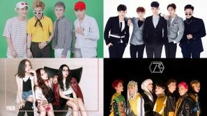 6 nhóm nhạc mới xuất hiện ở Vpop từ cuối năm 2017 đến nay: một nửa trong số đó bị gắn mác 'thảm họa'