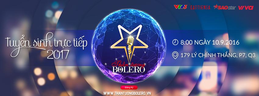 Khóa đào tạo thanh nhạc - dự thi Thần Tượng Bolero mùa 2